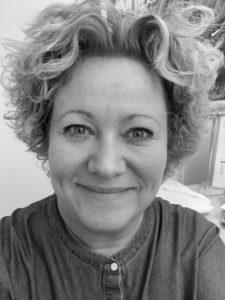 Pia Kehlet sort-hvid